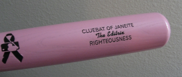 Cluebat of Janeite Righteousness