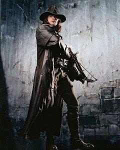 Van Helsing as Henry Tilney