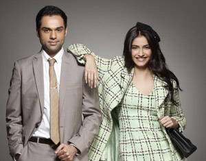 Abhay Deol and Sonam Kapoor in Aisha