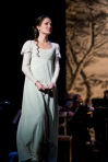 Laura Osnes as Elizabeth Bennet