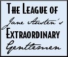 The League of Austen's Extraordinary Gentlemen