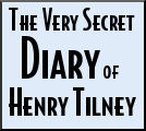 The Very Secret Diary of Henry Tilney